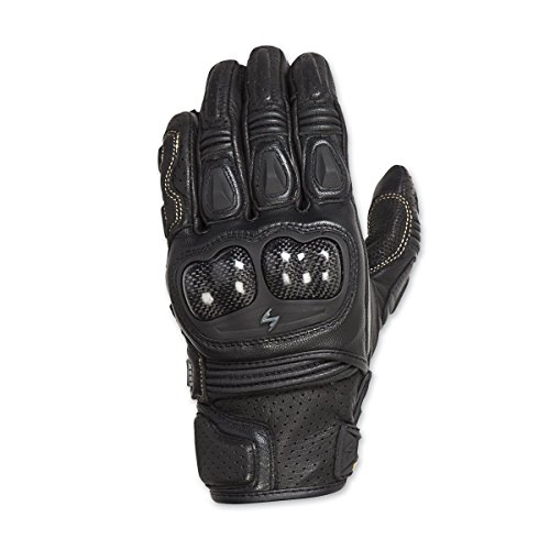 ScorpionExo Women's SGS MK II Gloves(Black, Small), 1 Pack