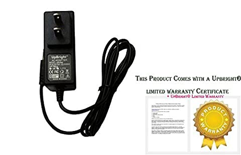 UpBright NEW Global AC / DC Adapter For RCA CC6263 VHS-C 200x 242740 244268 CC8251 Digital Zoom AutoShot Silver Camcorder Power Supply Cord Cable PS Wall Home Charger Mains (Rca Autoshot Camcorder Battery)