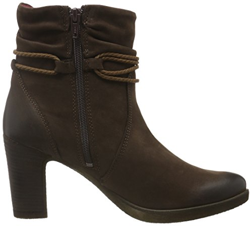 Boots Women's Brown Tamaris 304 Mocca 25387 Ankle xtFT5TZw