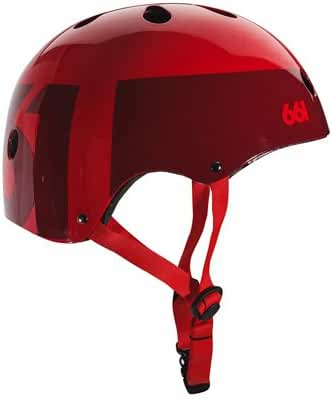 YOUTH DIRT LID RED (CPSC)
