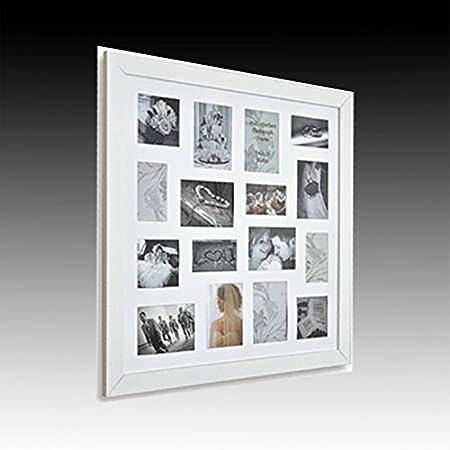 pictures direct Large Square Bevel Cut Mount Multi Aperture Photo ...