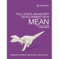 Deals on Full Stack JavaScript Development with MEAN eBook ($30 Value)
