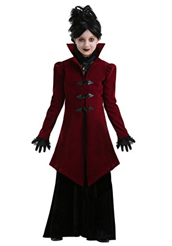 Meatballs And Spaghetti Costume (Delightfully Dreadful Vampiress Girls Costume Medium)