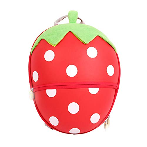 Shemtag Strawberry Backpack Little Backpack Kid 12''