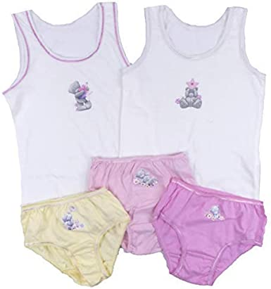 Girls Character Pants and Vests Sets 18-24mth up to 7-8 Years