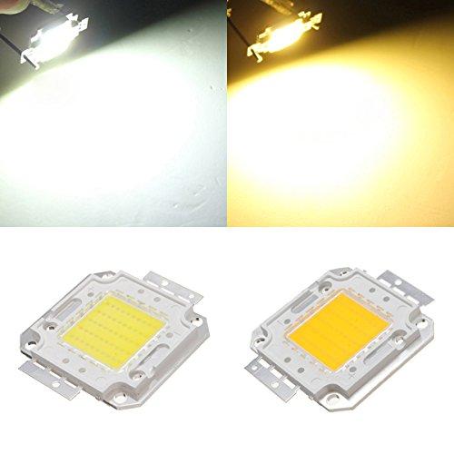 Lights   Lighting   50W 4000Lm Pure Warm White High Bright Led Light Lamp Chip 32 34V   Watt Chip 100W Bead Chips 100Watt Light   100 Led   1Pcs