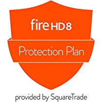 3-Year Protection Plan plus Accident Protection for All-New Fire HD 8 Tablet with Alexa (7th Generation, 2017 release) (delivered via email)