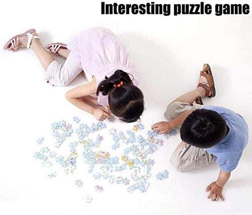 TOPJPG Puzzle 1000 Stück Holzpuzzle Bilderrätsel Sternbild Karte Sternzeichen Himmel Erwachsenenbildung Spielzeug Kinderspiele für Kinder