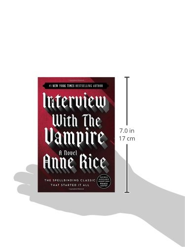Interview With The Vampire Rice Anne 9780345337665 Amazon Com Books