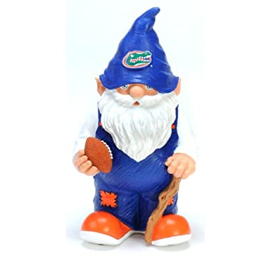 NCAA Florida Gators Garden Gnome