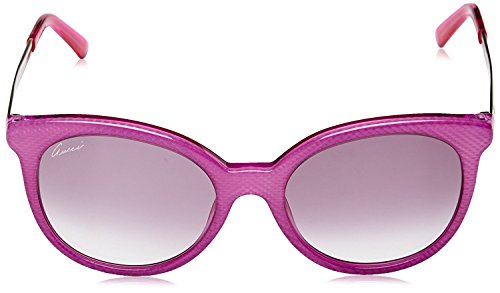 Gucci sunglasses GG 3674/S 10NN3 Acetate Fuchsia Grey - Gucci Sunglasses Purple
