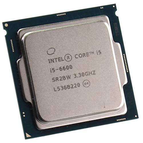 Intel Core i5 6600 Processor Tray