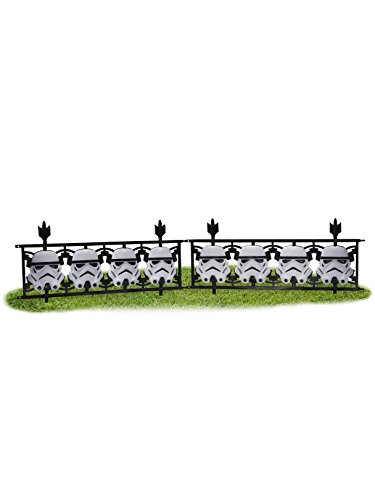 Rubie's Costume Classic Star Wars Stormtrooper Fence Decoration (2 Piece)