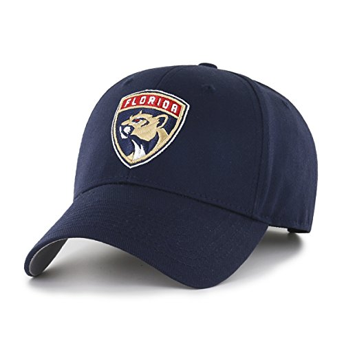 OTS NHL Florida Panthers All-Star MVP Adjustable Hat, Navy, One (Vintage Nhl Hats)