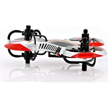 RC Mini UFO Tricopter Invader - 6-Axis Gyro, 2.4GHz Frequency, 4 Channels by Generic