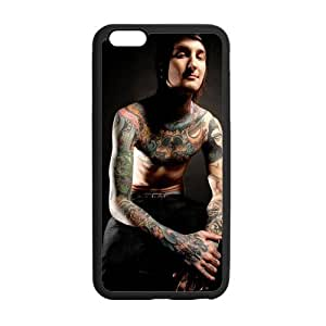 iphone 6 plus (5.5) case discount custom stylish Case for iPhone 6plus Apple Suicide Silence Mitch Lucker