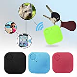 melysUS Bluetooth Anti-Lost Theft Device Alarm Remote GPS Tracker for Child Pet GPS Trackers