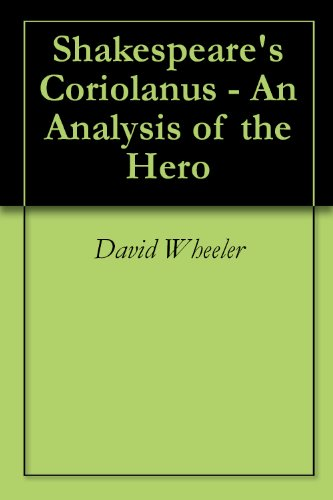 coriolanus analysis