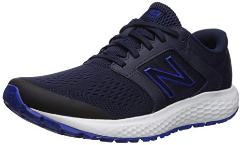 New Balance Men's 520v5 Cushioning Running Shoe, Navy/Blue, 10.5 D US