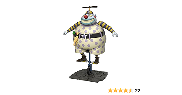 Amazon Com Funko Reaction The Nightmare Before Christmas Clown With Tearaway Face Toy Figure Funko Reaction Toys Games 12 disturbing craigslist ads (mr nightmare) reaction!!! funko reaction the nightmare before christmas clown with tearaway face toy figure