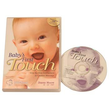 Baby's First Touch: Step-by-Step Instruction for Infant Massage (Infant Massage Video)
