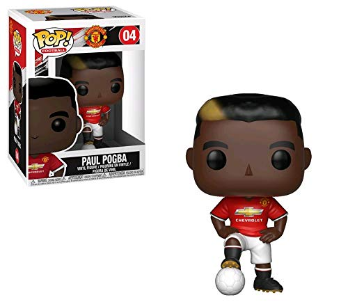 Funko Pop Football: Manchester United - Paul Pogba #04