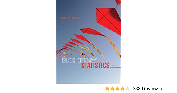 Amazon elementary statistics 12th edition 9780321836960 amazon elementary statistics 12th edition 9780321836960 mario f triola books fandeluxe Image collections