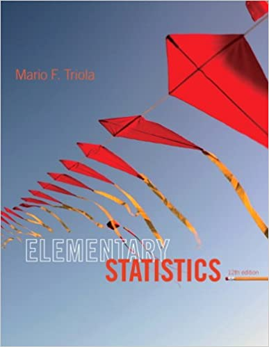 Amazon elementary statistics 12th edition 9780321836960 elementary statistics 12th edition 12th edition fandeluxe Image collections