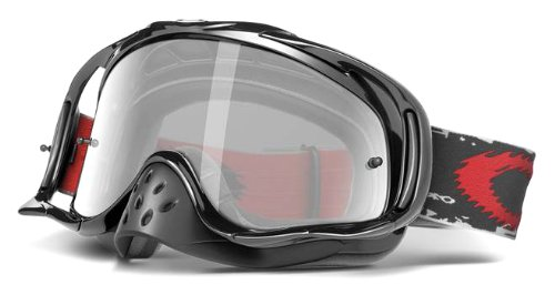 Oakley Crowbar with Clear Lens included MX