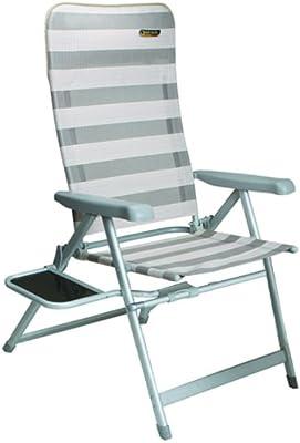 Quest Elite Sandringham XL silla de caravana plegable con mesa ...