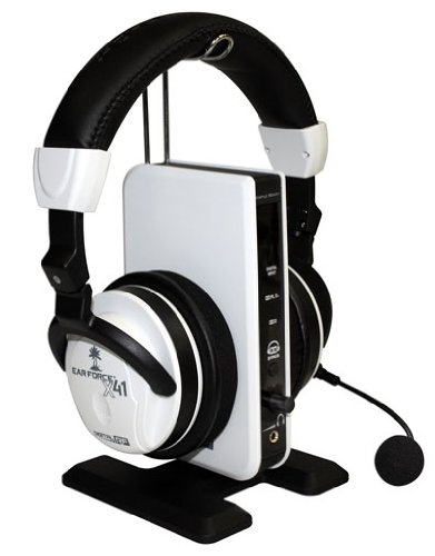 Turtle Beach Wireless Headset Ear Force X41 (Xbox 360) [Importación inglesa]: Amazon.es: Videojuegos