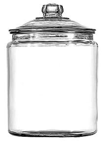 Anchor Hocking 102806 Heritage Hill Storage Jar 1 gallon