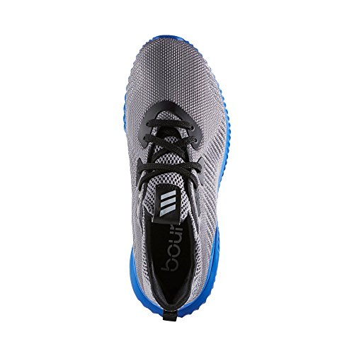 Adidas alphabounce J–Chaussures deportivaspara enfants, gris–(Gris/onicla/bleu), -5