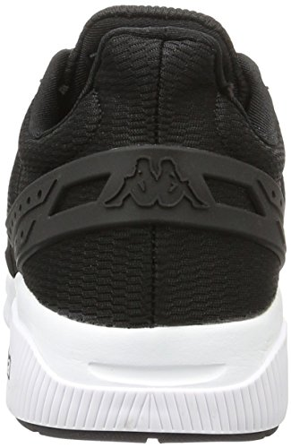 Adulte Noir Basses Mixte Kappa White New Black York Sneakers wxzUWWTqXY