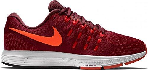 Nike Mens Luftzoom Vomero 11 Löparskor Natt Rödbrunt / Vit-totala Karmosin