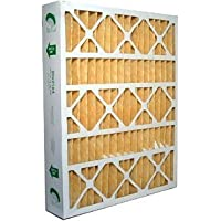Glasfloss Industries HWP16254M112PK Z-Line Series 400 HW MERV 11 Air Cleaner Replacement Filter Option, 2-Case