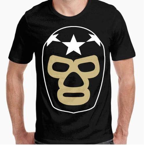 Camiseta - diseño Original - Máscara Mexicana - XL: Amazon.es: Hogar