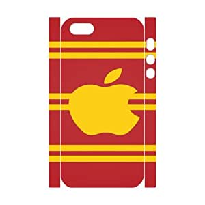 iphone 5 5s Cell Phone Case 3D gryffindor apple Present pp001-9519773