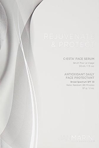 Jan Marini Skin Research Rejuvenate and Protect w Antioxidant DFP SPF 33