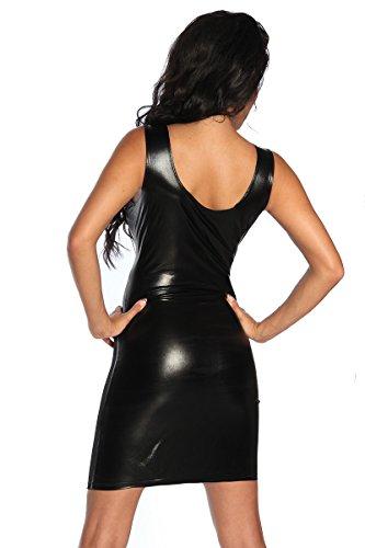 Club-Kleid - schwarz - S