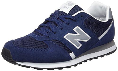 New Balance ML554 Clásico - Zapatillas de deporte para hombre Blue