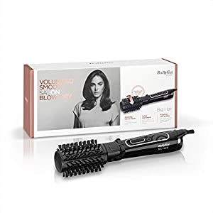 BaByliss Big Hair 50 mm Rotating Hot Air Styling Brush