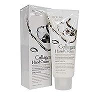 3W Clinic Pure Natural Clean Care Collagen Hand Cream (100ml)