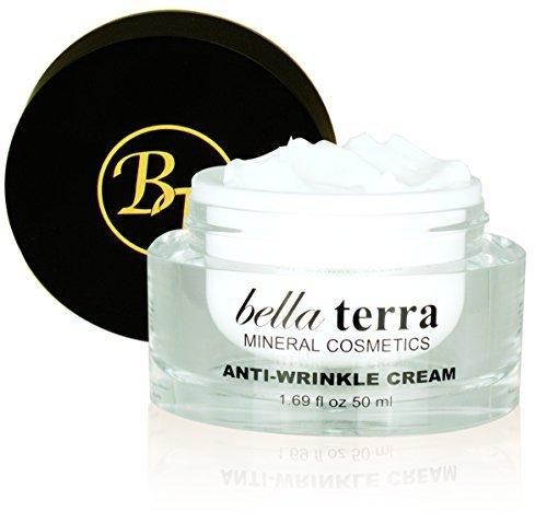 (Face Cream-Anti-Aging Facial Skincare with Retinol & Natural Vitamin E Erase Dark Eye Circles-Helps Acne & Sensitive Skin Night & Day Hydrating Moisturizer-For All Dry to Oily Skin (1.69 fl.oz /50ml))