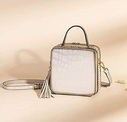 59dc82691 KOKR Bolsos Cuadrados Cruzados Pequeños, Bolsos Y Bolsos De Hombro para  Mujeres Bolsas Messenger Bag