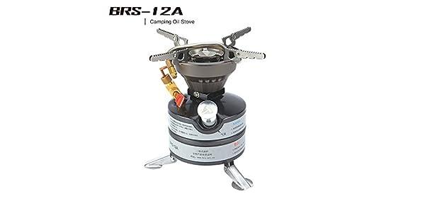 Amazon.com: brs-12 a Gasolina Estufa Estufa camping Stove ...