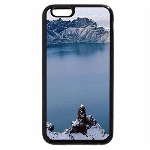 iPhone 6S / iPhone 6 Case (Black) lake