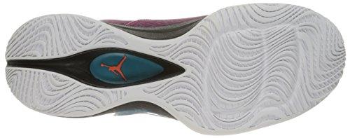 Nike Jordan Super.fly 3 - - Hombre Fusion Pink-Black-Tropical Teal