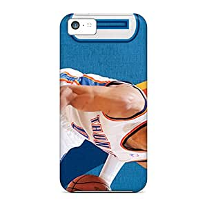 New Oklahoma City Thunder Tpu Skin Case Compatible With Iphone 5c