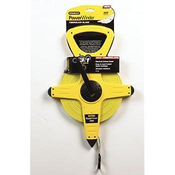 Stanley 34-762 300 PowerWinder Fiberglass Long Tape